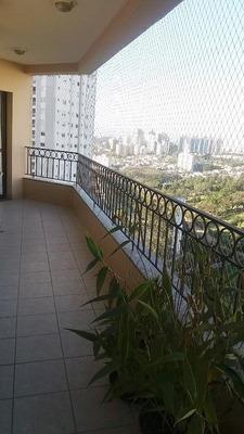 Apartamento Em Morumbi, São Paulo/sp De 150m² 3 Quartos À Venda Por R$ 770.000,00 - Ap190507