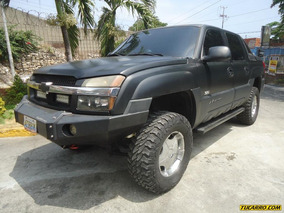 Chevrolet Avalanche Doble Cabina Ss