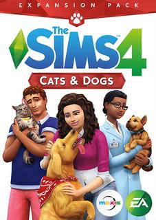 Expansión Sims 4 Gatos Y Perros Key Origin Entrega Inmediata