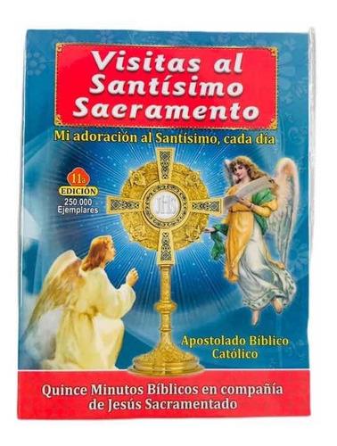 Visitas Al Santísimo Sacramentado