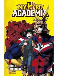 My Hero Academia Manga Tomos Originales Panini Manga