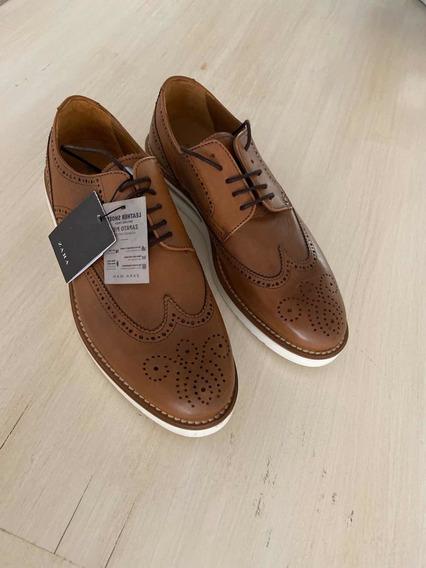 Zapatos De Zara De Hombre