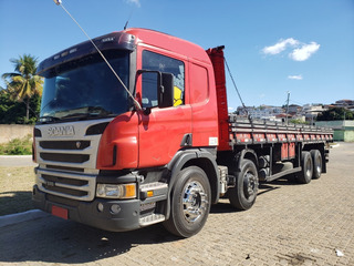 Scania P310 Bitruck 2014/2015 Automática Carroceria = Volvo