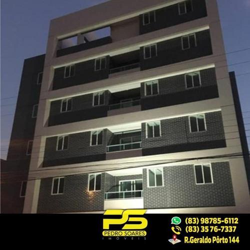 (oportunidade) Apartamento No Bancários Com  61,23m² - Ap2026