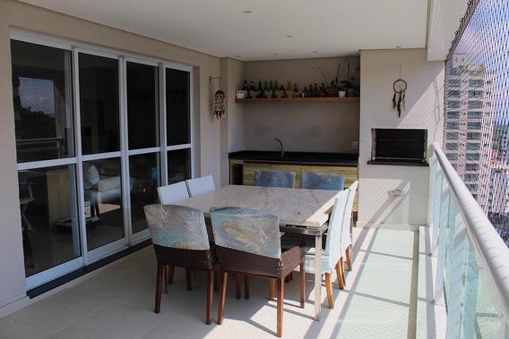 Apartamento Em Vila Luis Antônio, Guarujá/sp De 134m² 4 Quartos À Venda Por R$ 905.000,00 - Ap384166