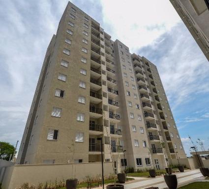 Apartamento 54m² 2 Dorms. Cenário Vila Camilópolis - Santo André - Sp - Ap107v