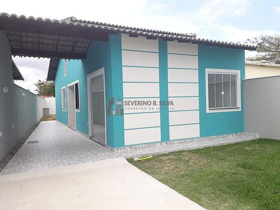 Venda Casa Maricá Jardim Atlântico Central (itaipuaçu) - Ja7734