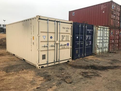 Contenedores Maritimos Containers 20' 40' Pies