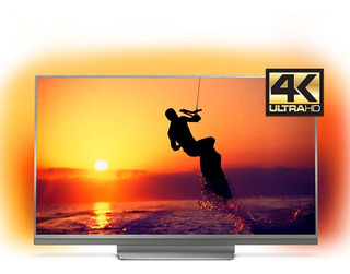 Smart Tv 55 Philips 55pug8513/77 4k Ambilight Android Cuotas