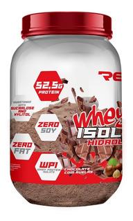 Isolate Whey Isolado Hidrolisado 900g Red Series Chocolate