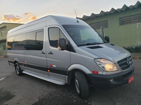 Van Sprinter 415 Longa Executiva Marticar 18p. Completa 2015