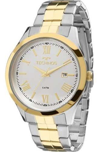 Relógio Technos Feminino Elegance Dress 2115mgn/5k