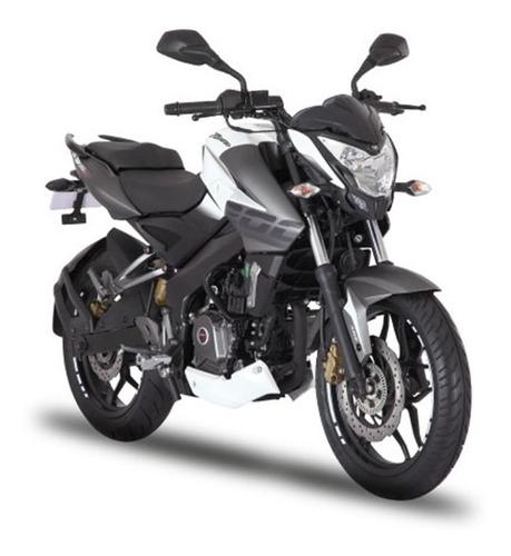 Moto Bajaj Ns 200 0km 2021 Negra