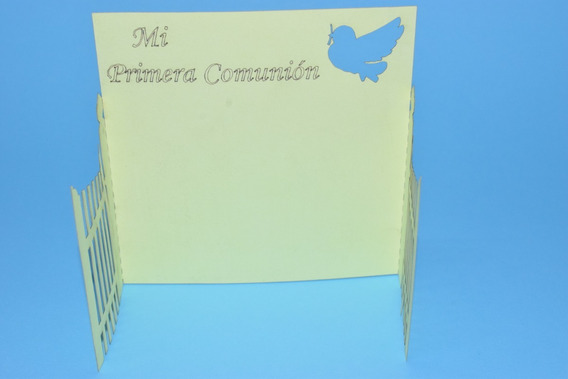 50 Sobres Para Invitaciones Primera Comunion Pc2
