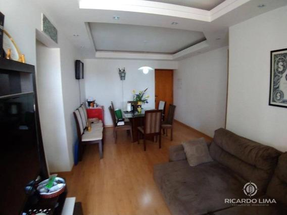 Apartamento Com 3 Dormitórios À Venda, 70 M² Por R$ 300.000 - Centro - Piracicaba/sp - Ap0938