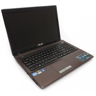 Notebook Asus K53 Intel I5 Lcd 15.6 + 4gb + Hdd 500gb