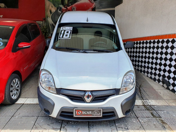 Renault Kangoo - 2017/2018 1.6 Express 16v Flex 4p Manual