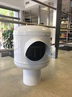 Extractor Centrifugo Para Baños/cocinas A Rulemanes Ital-air
