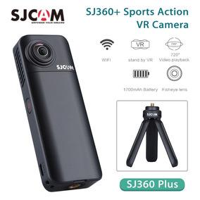 Camera Ação Sjcam Sj360+ Mini 360 Graus Alta Resolução