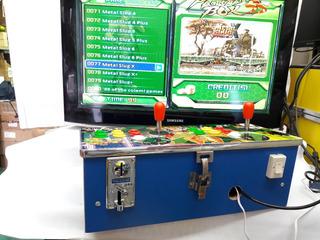 Tablero Jamma Super Gun Pandora Box 5s 1299 Juegos Monedero