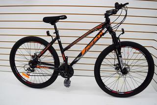 Bicicleta Bruzzoni Lady Rodado 27.5 21 Vel Frenos A Discos