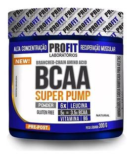 Original Bcaa Super Pump Profit 150g - Massa Muscular