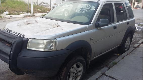 Land Rover Freelander Sin Motor En Parttes