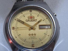 Orient Automatico 21 Jewels - Cristal 3 Estrelas