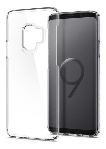 Capa Spigen Original Samsung Galaxy S9 Thin Fit Crystal