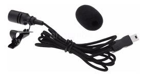 Microfone Usb Gopro Hero 3 3+ 4 - Não Precisa Adaptador