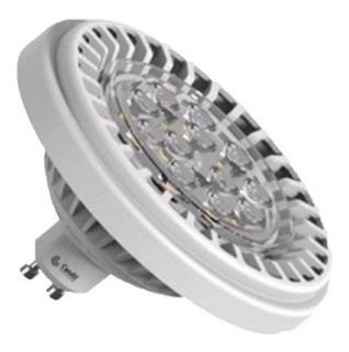 Lámpara Ar111 Led Gu10 12w Dimerizable Cálido / Frío