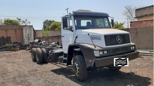 Mercedes-benz Mb 2635 Ano 98/99 O Ultimo Que Saiu R$ 90.000.