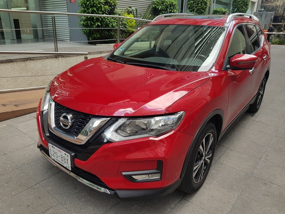 Nissan X-trail Advance 2018 Seminueva!! Gran Oportunidad!!