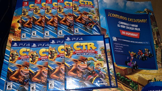 Crash Car Para Ps4