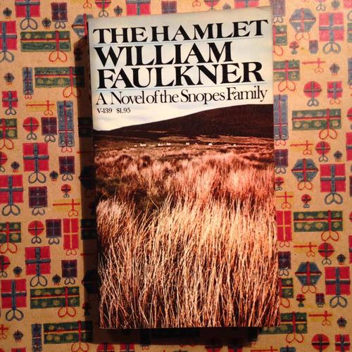 Imagen 1 de 1 de William Faulkner. The Hamlet.