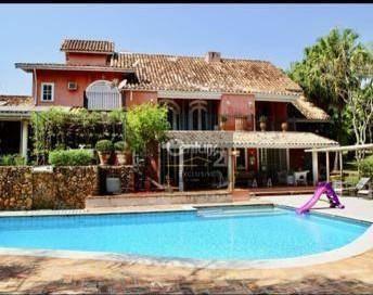 Casa À Venda, 800 M² Por R$ 3.250.000 - Lagos De Shanadu - Indaiatuba/sp - Ca0931