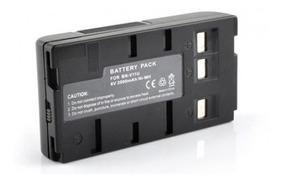 Bateria Para Filmadora Panasonic Pv-bp15 Pv-bp17