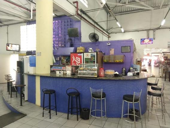 Lanchonete - Restaurante - Bar - Santa Efigênia Ótimo Ponto