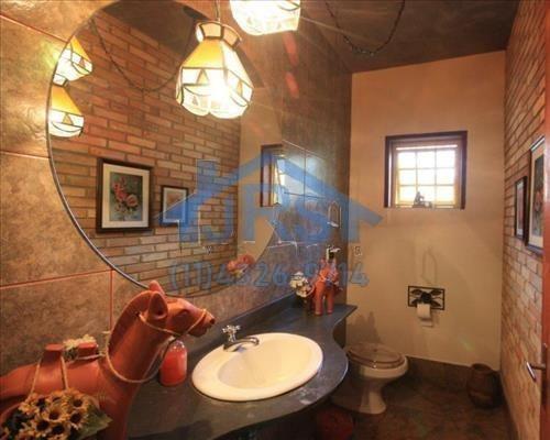 Imagem 1 de 25 de Casa Com 4 Dormitórios À Venda, 522 M² Por R$ 2.650.000 - Granja Viana Ii - Cotia/sp - Ca0274