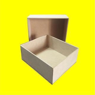 Caja De Madera Mdf