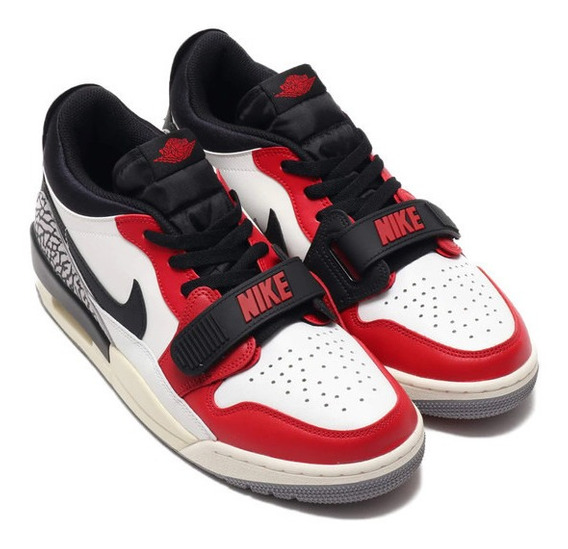 Tenis Air Jordan Legacy 312 Low Chicago Originales Envio Gra
