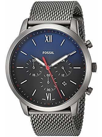 Reloj Fossil Fs5383 Acero Originales Nuevos En Caja