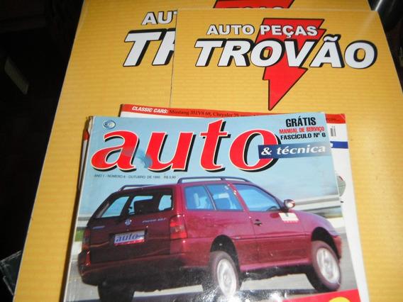 Revista Auto E Técnica Usada 05 Edições