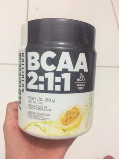 Suplemento Bcaa 2:1:1 Atlhetica Nutrition