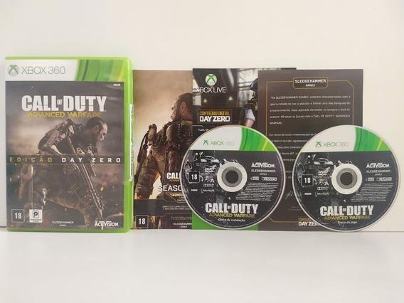 Call Of Duty: Advanced Warfare Xbox 360 Original Completo