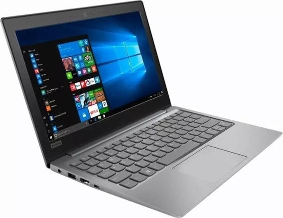 Notebook Lenovo Ideapad 130s Tela11.6 4gb/64gb/w10+cartão Sd Brinde