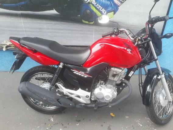 Cg Titan Start 160 Honda