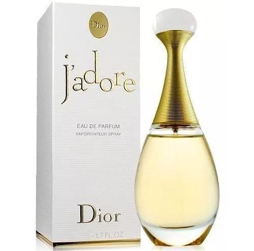 Perfume Jadore Dior Eau De Parfum 50ml Original En 6 Cuotas