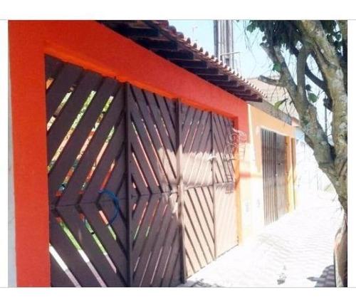 Casa Com 3 Dormitórios À Venda, 128 M² Por R$ 250.000 - Vila Seabra - Mongaguá/sp - 12692