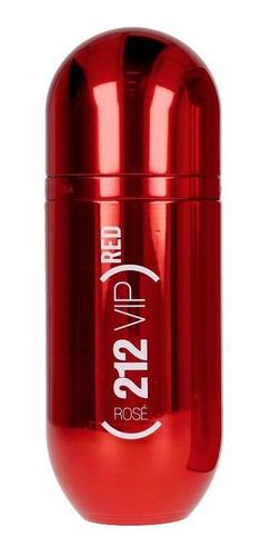 Imagen 1 de 1 de 212 Vip Rosé Red Edp 80ml / Prestige Parfums